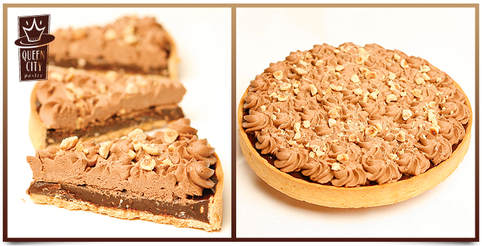 hazelnut chocolate mousse tart hazelnut chocolate mousse tart hazelnut ...