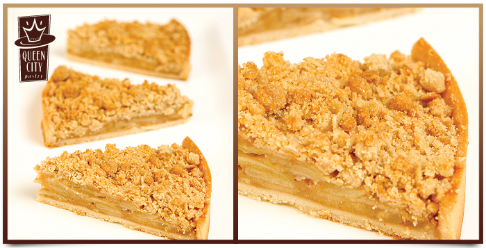 roasted apple crumb tart 33200 two pounds of freshly roasted apple ...